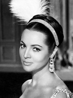 Sara Montiel actriz y cantante n.en Campo de Criptana (Ciudad Real) en 1928+2013 en Madrid