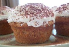 Tiramisu muffin Eat Me Drink Me, Tiramisu, Muffins, Cupcakes, Cooking, Breakfast, Recipes, Food, Oreos
