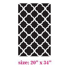 Resultado de imagen de simple geometric pattern stencil