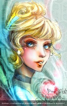 Cinderella by Disney-Funker.deviantart.com on @deviantART