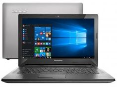 Notebook Lenovo G40 Intel Core i5 4GB 1TB - Windows 10 Placa de Vídeo 2GB HDMI