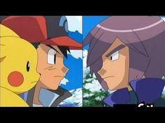 The most unsettling and hilarious face swaps from the Pokémon anime. Pokemon Live, Ash Pokemon, Pikachu, Pokemon Faces, Audio Latino, Face Swaps, Ash Ketchum, Smosh, Frames