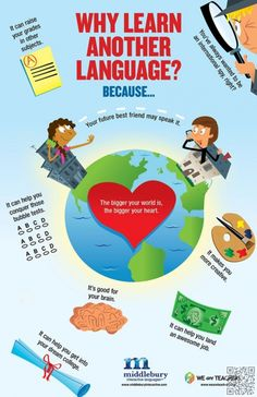 Love #Languages? Check out #These 41 Infographics on #Words and Language ...