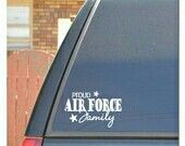 Proud Air Force Family! ♡