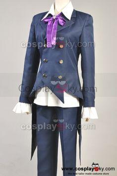 Pandora Hearts Alice B-rabbit Cosplay Costume-3