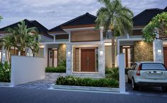 Front Entrances, Little Houses, Minimalist Home, Billionaire, My Dream Home, Home Projects, Exterior, House Design, Dreams