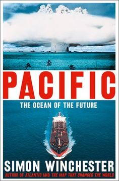 Pacific: The Ocean of the Future - Travelling the circumference of the truly gigantic Pacific, Simon Winchester tells the story of the world's largest body of water, and - in matters economic, political and military - the ocean of the future. The Pacific is a world of tsunamis and Magellan, of the Bounty mutiny and the Boeing Company. It is the stuff of the towering Captain Cook and his wide-ranging network of exploring voyages, Robert Louis Stevenson and Admiral Halsey