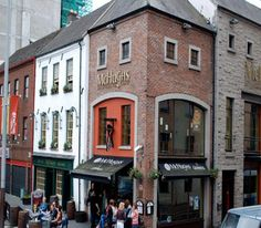 Ireland's oldest pubs - McHugh's, Belfast  - This is the oldest pub in the oldest building in Belfast. It dates from 1711. It's now a busy urban venue with a 100-seater restaurant, but the building itself dates back over 300 years.