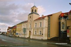 Old Market Square - Town Hall - Lomza