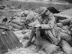 First World War: letters from the trenches