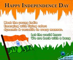 15 August Indian Independence Day Quotes Wishes With Images Indian Independence Day Quotes, Happy Independence Day Wallpaper, Independence Day Wishes, 15 August Independence Day, India Independence, 15 August Picture, August Pictures, India Republic Day Images, Fruits For Kids