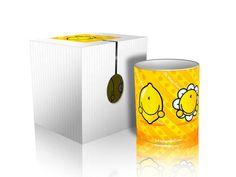Be Happy Mug Lemon Tea di BeHappyStore su Etsy, €15,00