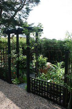 Garden seperation