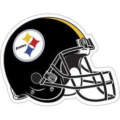 Pittsburgh Steelers NFL 12 Vinyl Magnet