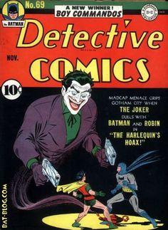 BAT - BLOG : BATMAN TOYS and COLLECTIBLES: Auction News - Golden Age BATMAN Original Comic Book Cover Art