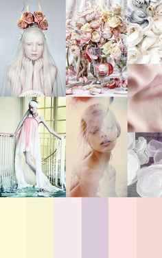 Beyond Pale: dominant futuristic fashion theme forecast and influence 2015 - 2016 Trend Council