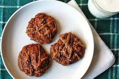 Salted Caramel Mocha Cookies (from The Small Boston Kitchen)