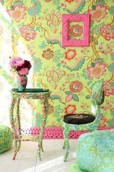 Wallpaper y la silla