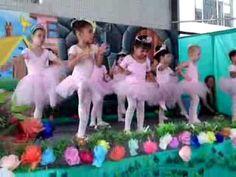 Apresentação Ballet - Sophia