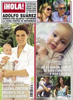 ¡HOLA! Nº 3641 14/05/14 #revistas #revistahola #magazines #magazine #hola #revista #portadas #quiosco #portada #prensa