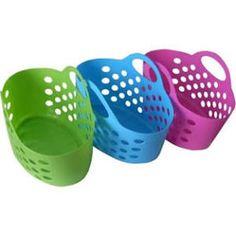 bdf71359e348 Plastic Storage Basket
