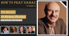 Top 10 Richest Doctor's Of The World