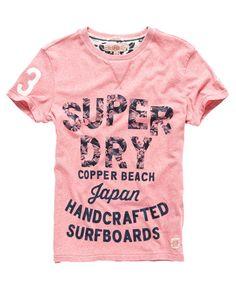 Superdry T-shirt Abbot Print