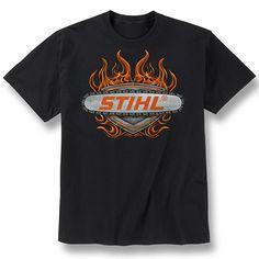 Flames T-Shirt T-Shirts - Springfield e198c35cf58c