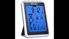 OTAO Digital Hygrometer Indoor Thermometer Humidity Meter