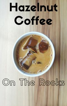 Do you have leftover coffee lying around? Before you dump it out, why not make a cocktail out of it? Clinton Kelly shared a fantastic recipe for Hazelnut Coffee on the Rocks on The Chew.