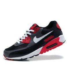 Cheap Nike Air Max 90 Black Cool Grey White University Red Is still 90  models are