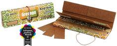 Greengo King Size Regular 2-in-1. Afmetingen: 110 x 53 mm, King Size Regular. Aantal vloeitjes per pakje: 33. Aantal tipjes per pakje: 34. Aantal pakjes: 1.