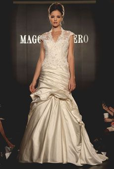 Gown by Maggie Sottero - Fall 2012