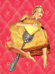 Toasted by Eugenia Loli