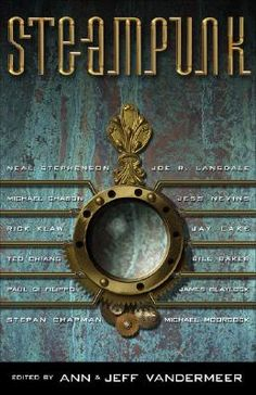Steampunk book list