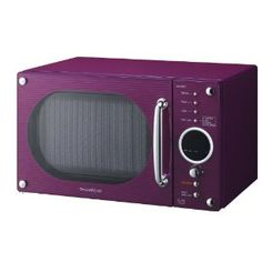 Daewoo KOR6N9RR Plum Microwave, The new range of Plum Kitchen Ware now available in store!!