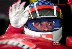 Jean Alesi, #Ferrari 412T2, Silverstone, British Grand Prix 1995. #f1 #formula1