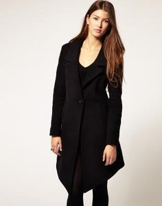 Liquorish | Liquorish Coat at ASOS