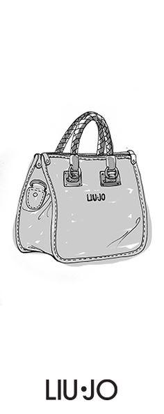 Anna medium square tote #liujo #ss15 #bags