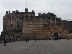 Edinburgh Castle in Edinburgh, Edinburgh