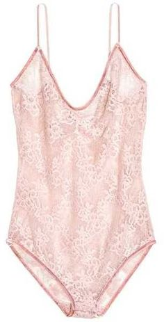 Lovely lace layering piece.