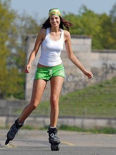 Rollerblading tips and techniques