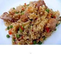 arròs de conill i costella d eporc    http://www.irreductibles.cat/cuina/2011/05/arros-de-conill-i-costella-de-porc-3/