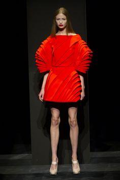 Défilé Dice Kayek Haute Couture automne-hiver 2014/2015