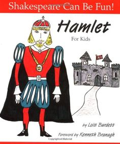Hamlet For Kids (Shakespeare Can Be Fun!) by Lois Burdett http://www.amazon.com/dp/1552095304/ref=cm_sw_r_pi_dp_TlM0ub00G7CT1