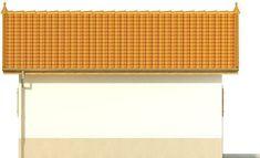 DOM.PL™ - Projekt domu KR DOMEK 6 CE - DOM KR5-83 - gotowy koszt budowy Cabinet, Facades, Storage, Furniture, Home Decor, Houses, Small Apartment Plans, Clothes Stand, Purse Storage