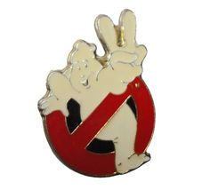 20+ years old, very hard to find, promo button. A vintage Ghostbuster Pin! Excellent condition. Measures: approx 2  --------------------------------------------  SECOND ITEM SHIPS FREE IN USA!!! LOW SHIPPING OUTSIDE USA!!  VISIT MY STORE FOR MORE ITEMS!!! https://www.etsy.com/shop/VintageTrafficUSA   FOLLOW ME ON FACEBOOK FOR SALE CODES AND UPDATES! https://www.facebook.com/vintagetrafficusa OR FOLLOW ME ON TWITTER! https://twitter.com/VinTrafficUSA  THANK YOU! VIN and ZOE