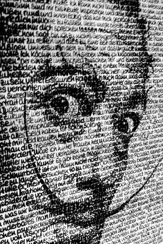 Street Art - Salvadore Dali