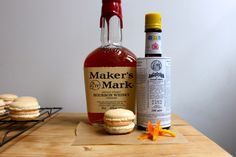 The Old Fashion (macaron!) — BAKECETERA