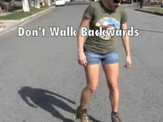 ▶ Backwards Skating Basics we RollerSkate - YouTube See her YouTube playlist for all the skating backwards vids!